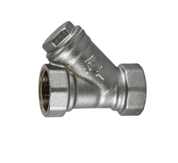 Pré filtre magnétique en Y de 1 pouce - 26x34