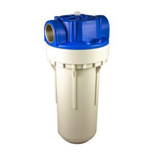 Porte filtre à eau 2 pièces – TÉTHYS 7 – insert laiton filetage 1 pouce - 26x34