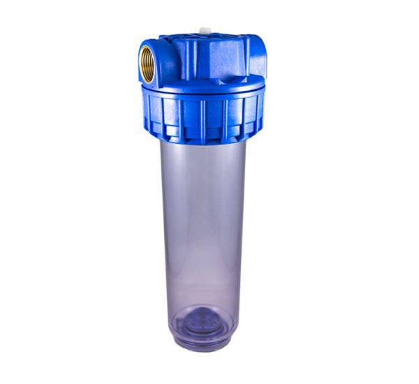 Porte filtre à eau – TÉTHYS 10 – insert laiton filetage 1 pouce - 26x34